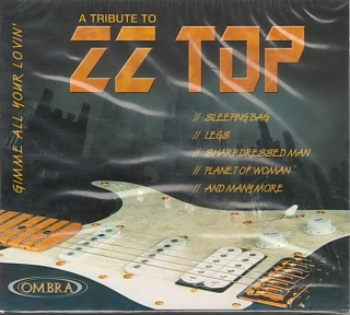 A Tribute To ZZ Top CD cover