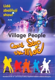 Cant Stop The Music - Village People DVD