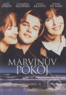 Marvinův pokoj DVD