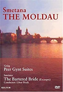 Smetana The Moldau DVD