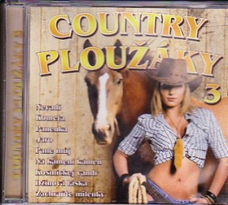 Country ploužáky 3 CD