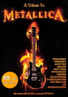A Tribute To Metallica CD cover