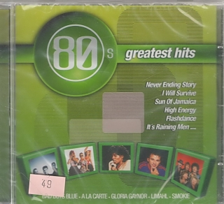 80s greatest hits CD