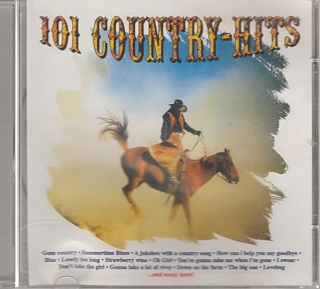 101 country hits CD