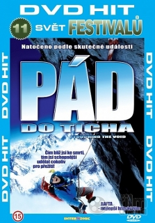 Pád do ticha DVD