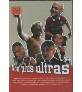 Non plus ultras DVD plast