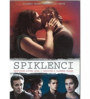 Spiklenci DVD