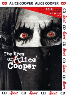 The Eyes of Alice Coopeer CD