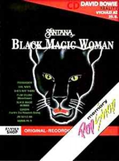 Santana Black Magic Woman CD