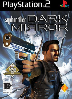 Syphon Filter Dark Mirror CZ PS2