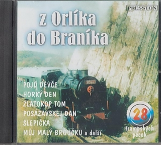 Z Orlíka do Braníka CD