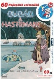 Bubáci a hastrmani DVD