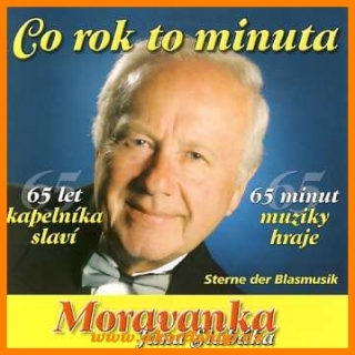 Moravanka Co rok to minuta CD