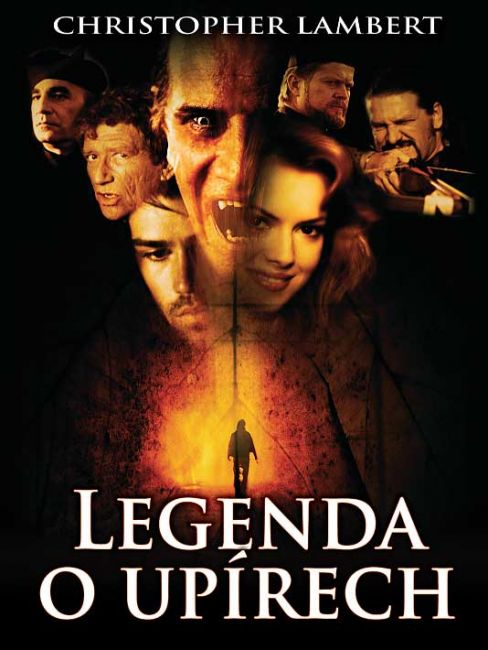 Legenda o upírech - DVD