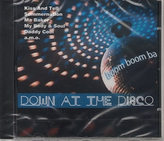 Down at the Disco 3 - CD