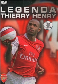 Legenda Thierry Henry - DVD