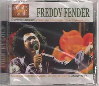 Freddy Fender Country Gold - CD