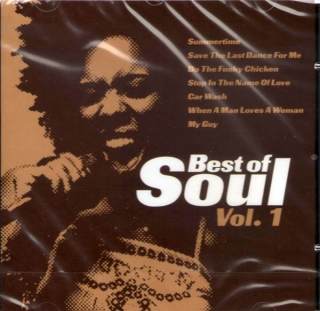 Best of Soul vol.1 - CD