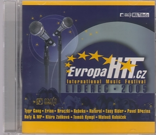 Evropa HIT - CD