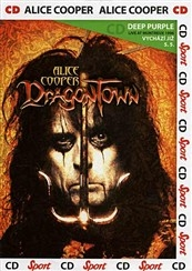 Alice Cooper DragonTown CD