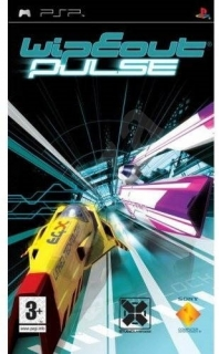 WipeOut Pulse CZ PSP
