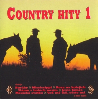 Country Hity 1 CD