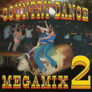 Country Dance Megamix 2 CD
